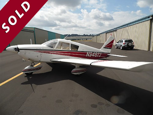 1966 Piper Cherokee 180 - SOLD