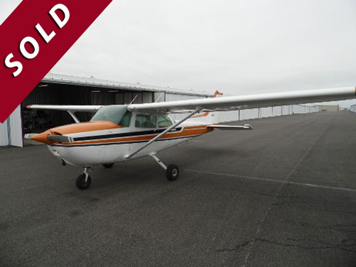 1979 Cessna Sold